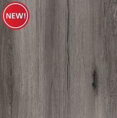 New! Twilight Ash Rigid Core Luxury Vinyl Plank - Foam Back