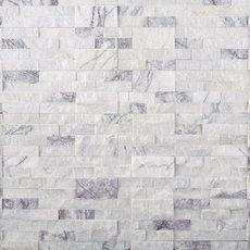 Amethyst Marble Ledger Panel