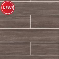 New! Costa Marron Polished Porcelain Tile