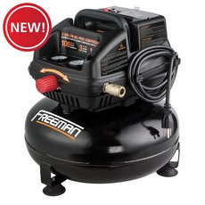 New! 3G Oil Free Pancake Air Compressor