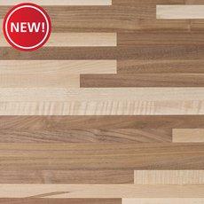 New! Walnut Maple Mix Butcher Block Countertop 6ft