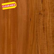 Clearance! Natural Brazilian Tigerwood II Engineered Hardwood