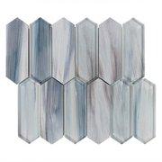 Daybreak Picket Glass Mosaic