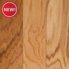 New! Rustic Natural Oak Smooth Engineered Hardwood