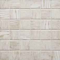 Nordic Pine 2 in. Square Matte Ceramic Mosaic