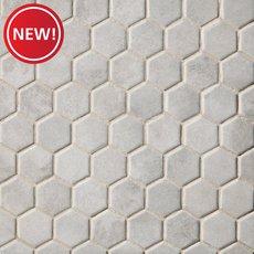 New! Industrial Matte 1.5 in. Ceramic Mosaic