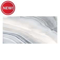 New! Lagos Blue Polished Porcelain Tile