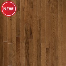 New! Saddle Oak Smooth Solid Hardwood