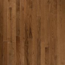 Saddle Red Oak Smooth Solid Hardwood