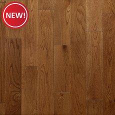 New! Saddle Oak Smooth Solid Hardwood