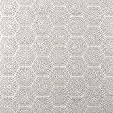 Gashira Hex Neutral Ceramic Tile