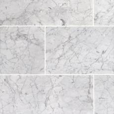 Statuarietto Polished Marble Tile