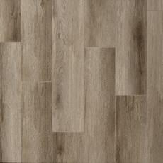 Misty Greige Rigid Core Luxury Vinyl Plank - Foam Back