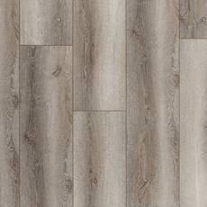 Oxford Taupe Oak Rigid Core Luxury Vinyl Plank - Cork Back