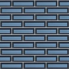 Sapphire Vetro Glass Mosaic