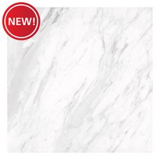 New! Cesari Bianca II Polished Porcelain Tile