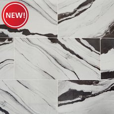 New! Belaire II Polished Porcelain Tile