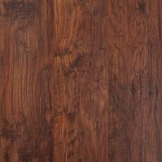 Spiced Hickory Hand Scraped Water Resistant Laminate