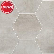 New! Candler Gray Matte Porcelain Tile