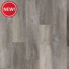 New! Manatee Gray Ceruse Rigid Core Luxury Vinyl Plank - Cork Back