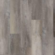 Manatee Gray Ceruse Rigid Core Luxury Vinyl Plank - Cork Back