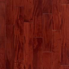 Cherry II Mahogany Distressed Solid Hardwood