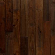 Palm Leaf II Acacia Distressed Solid Hardwood