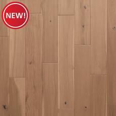 New! Gray II Acacia Distressed Solid Hardwood
