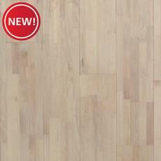 New! Merriweather Hevea Distressed Solid Hardwood
