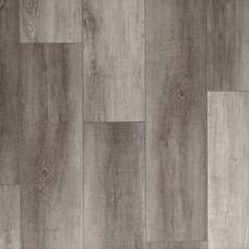 Pavestone Grey Rigid Core Luxury Vinyl Plank - Cork Back