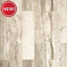 New! Westford Gray III Wood Plank Porcelain Tile