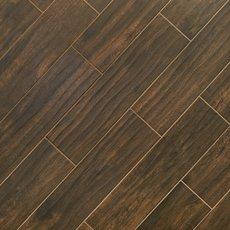 Burton Walnut III Wood Plank Porcelain Tile