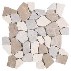 Java Honed Pebble Mosaic