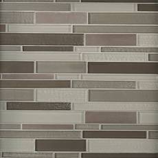 City Chic Linear Glass Mosaic