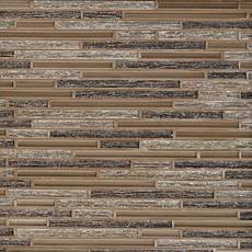 Ibiza Linear Glass Mosaic
