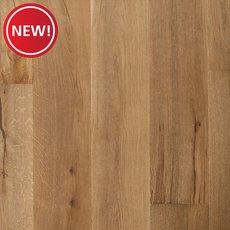 New! Ellsworth Oak Wire-Brushed Engineered Hardwood