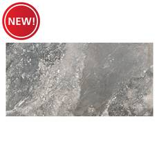 New! Vector Gray Polished Porcelain Tile