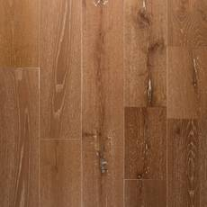 Catoosa White Oak Wire-Brushed Engineered Hardwood