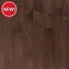 New! Maverick Red Oak Wire-Brushed Solid Hardwood