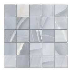 Lagos Blue Porcelain Mosaic