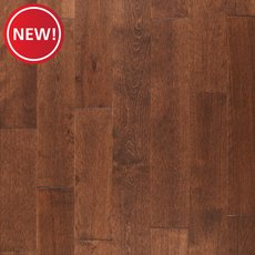 New! Parkman Birch Wire-Brushed Solid Hardwood