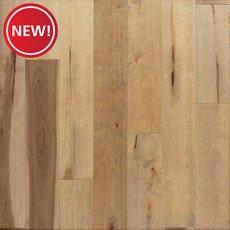 New! Hazel Maple Distressed Solid Hardwood