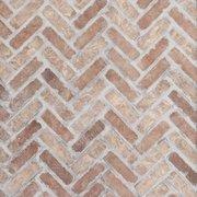 Rushmore Thin Brick Herringbone Panel Ledger