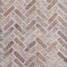 Rushmore Thin Brick Herringbone Panel Ledger