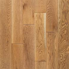 White Oak Cadiz Wire-Brushed Solid Hardwood