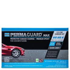Permaguard Max Dark Gray 2.5 Car Garage Kit