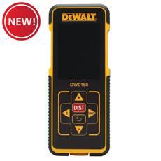 New! Dewalt 165 ft. Laser Distance Measurer