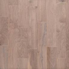 Shell White Acrylic Infused Walnut Low Gloss Engineered Hardwood