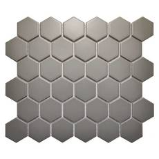 Moonstone Matte Hexagon Porcelain Tile