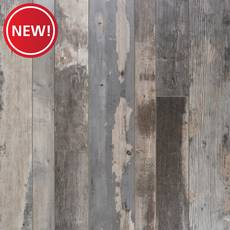 New! Stone Washed Random Width Water-Resistant Laminate